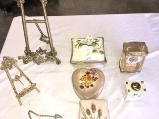 Picture Plate Holders  Dishes