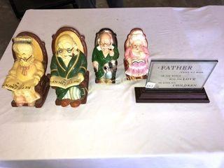 Retirement Figurines