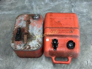Jerry Cans for Mercury Boat Motor