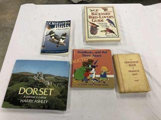 Bird Books  Story Books