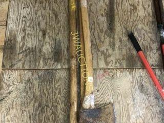 Sledgehammer  Axe  Handle
