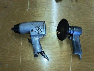 Air Impact Gun and Sander
