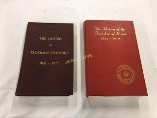 Brant  Eldersle Township History