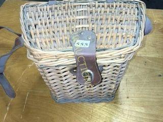 Fishing Creel Basket