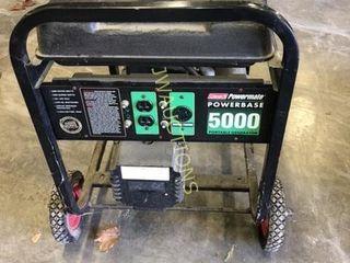 Colman 5000W Generator  120 240  10HP
