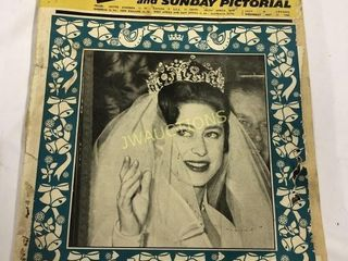 Daily Mirror  1960