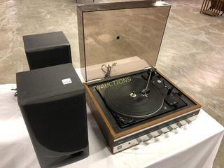 Noresco Record Player