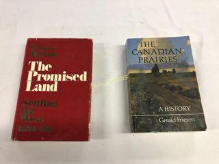 Pierre Berton Western Canada Books