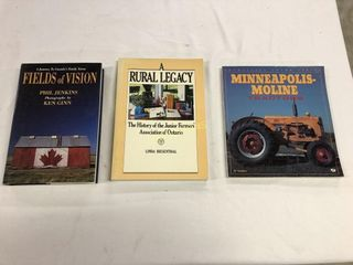 Farm related Books