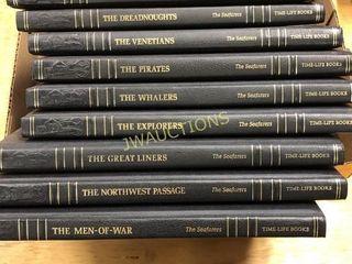 Time life Books  The Seafares