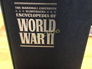 Encyclopedia of WW II