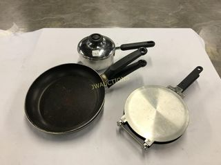 Pot  Fry Pans