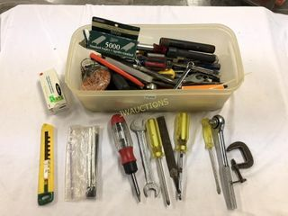 Box Hand Tools