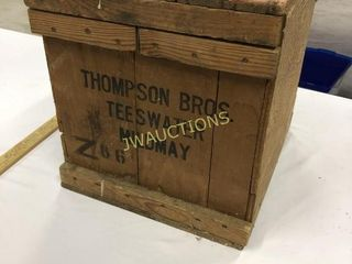 Thompson Bros  Butter Box  Treeswater