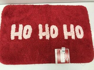 HOlIDAY TIME TUFTED RUG SIZE 18  X 28