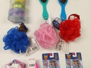 ASSORTED KID ITEMS