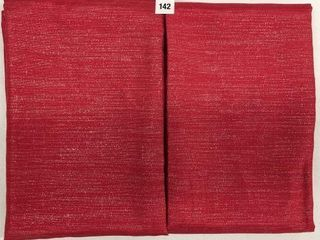 2 PIECES HOlIDAY TIME TABlE RUNNER 13  X 72
