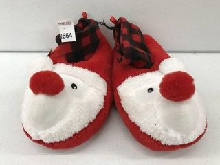 GEORGE WOMEN S CHRISTMAS SlIPPERS SIZE 7 8