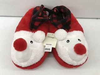 GEORGE WOMEN S CHRISTMAS SlIPPERS SIZE 9 10