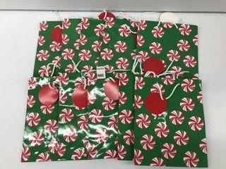 10PCS IMAGE ARTS GIFT BAGS SIZE 8  X 9 5