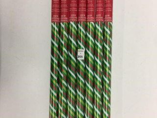 5 PIECES HOlIDAY TIME GIFT WRAP SIlVER