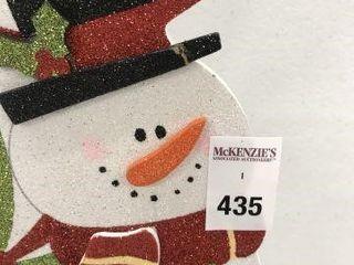 CHRISTMAS DECORATIVE SIGN