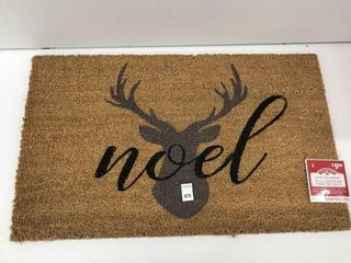 HOlIDAY TIME COIR DOORMAT SIZE 18  X 30