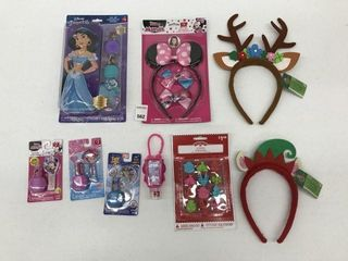 ASSORTED KID S ITEMS