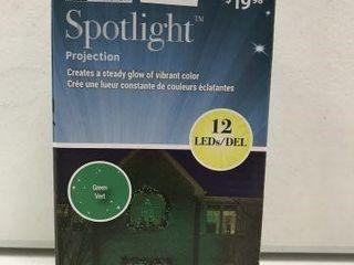 lED lIGHT SHOW SPOTlIGHT PROJECTION