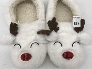 GEORGE WOMEN S CHRISTMAS SlIPPERS SIZE 9 13