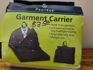 Garment Carrier NIB