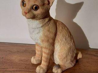 Plastic Molding of Cat
