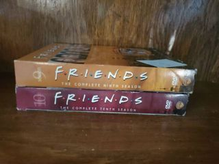 9th and 10th Season of Friends