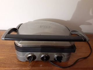 Cuisinart Griddler   Tested and Working