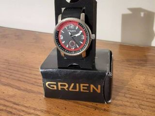 Gruens Mens Watch
