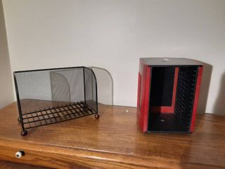 lot of 2 Cd Organizers