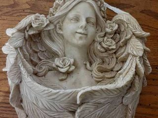 Plastic Molding of a Wall Hanging Angel