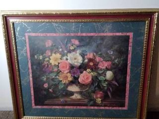 Bouquet of Flowers Wall Decor