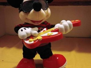 Mickey Mouse Rock N Roll Dancing