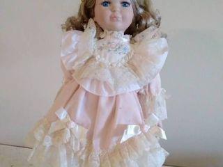 Pfaltzgraff Doll  991