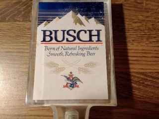 Busch Beer Tap Head