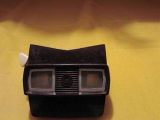 Vintage Brown Viewmaster
