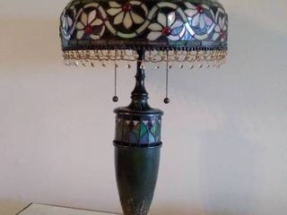 Tiffany Style Multi  Color lamp