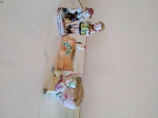 lot of Japanese Figurines