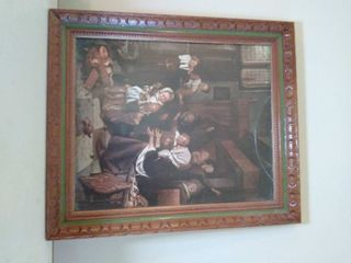 Cracked Glass   1626   1679 Jan Steen