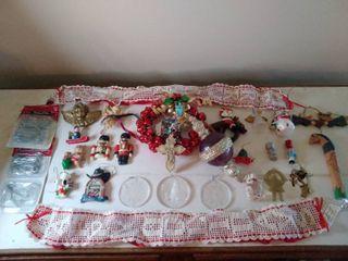 Bag Full Of Christmas Decor