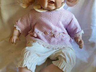 Cathay Collection Porcelin Baby Doll