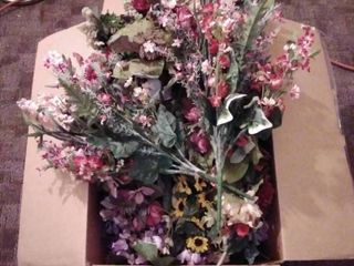 Box Full Of Flowers