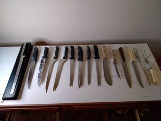 Various Selection of Knives