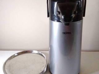 Coffee Warmer with Metal Plates